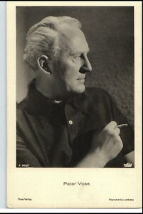 1950-60-Portraet-AK-Film-Buehne-Theater-Schauspieler-PETER-VOSS-Tobis-Foto-AK