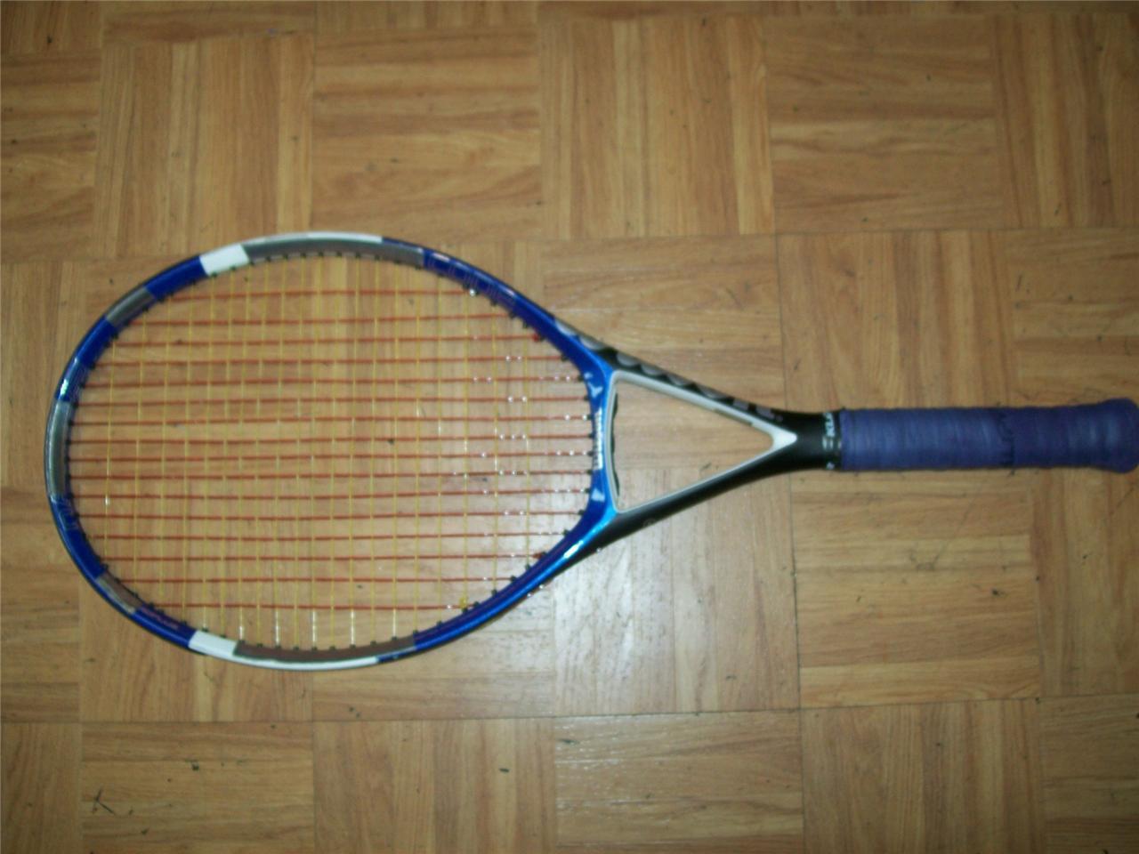 Wilson Ncode N Focus Midplus 103 4 1 2 grip Tennis Racquet