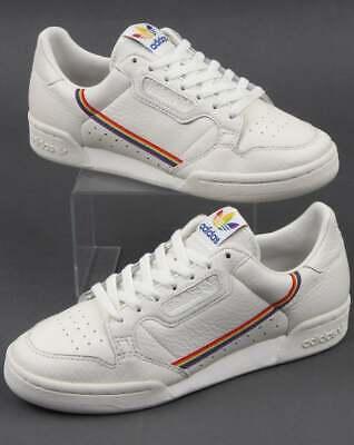 Adidas Originals Continental 80 Pride Baskets UK 8 1/2 BNWT   eBay
