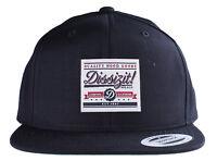Dissizit Qhg Quality Hood Goods Yupoong Snapback Baseball Hat Cap Sbc13-796
