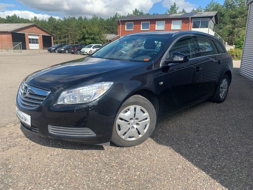 Opel Insignia 2,0 CDTi 130 Edition ST eco Diesel modelår