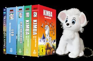 Kimba-der-weisse-Loewe-Komplett-Set-MEGA-Bundle