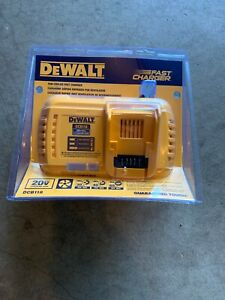 DEWALT-DCB118-LITHIUM-ION-BATTERY-FAST-CHARGER-NEW