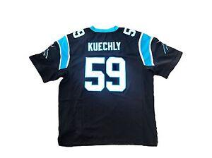 reputable site f3f37 d365f Details about Luke Kuechly Carolina Panthers Home Signed Jersey JSA