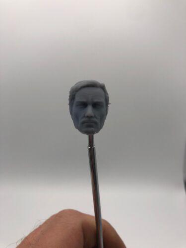 Rogue Azul de um Líder antoc Merrick cabeça esculpida personalizada Star Wars