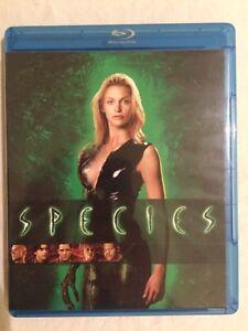 Species (Blu-ray Disc)