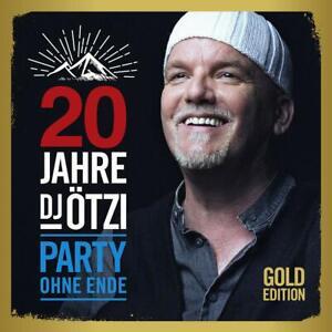 DJ-Otzi-20-Jahre-DJ-Otzi-Party-Ohne-Ende-Gold-Edition-2CD-NEU-OVP