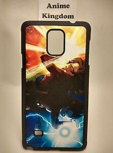 Samsung Galaxy Note 4 IV Anime Phone case  Cute DBZ Cool Goku & Vegeta
