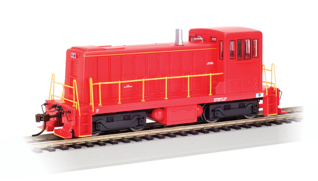 Färgad Olastat - röd - GE 70 -ton - BAC60609 (ORGINAL låda)