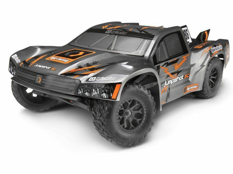 HPI Racing - Jumpshot SC Body (Painted)