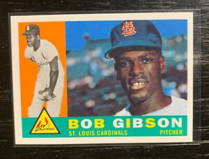REPRINT-Bob-Gibson-2019-Topps-Iconic-Card-ICR-26-1960-Topps-Cardinals