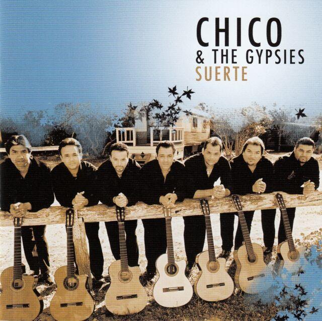 CHICO & THE GYPSIES : SUERTE / CD - TOP-ZUSTAND