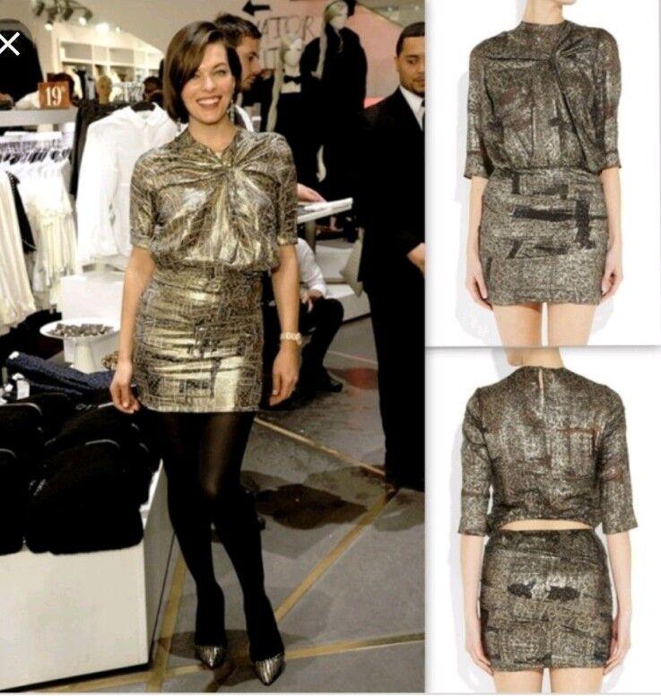 Isabel Marant H&M dress BNWT BNWT BNWT EU38 b0576a