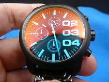 New Old Stock DIESEL DZ5466 Chronograph Date Stainless Steel Quartz Men Watch