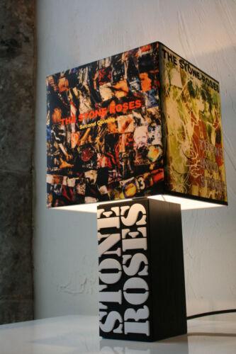 brown écuyer mani ALBUM // même couverture abat-jour Fait main les Stone Roses FEU