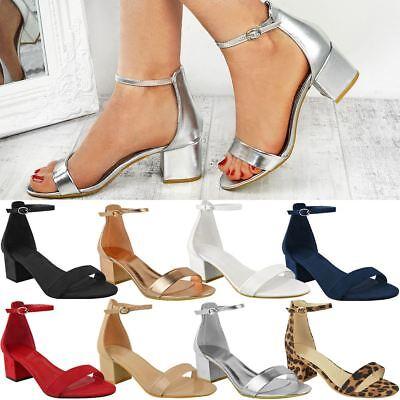 silver block heel shoes uk