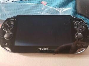 Sony Playstation Ps Vita Destravado henkaku PCH-1000 henkaku