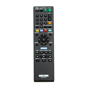 rmt b107a remote for sony bdp bx37 bdp bx57 bdp s270 bdp s370 bdp rh ebay com Sony Blu-ray BDP-BX57 Sony BDP BX
