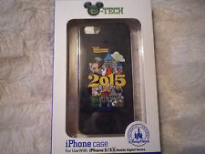 DISNEY PARKS EXCLUSIVE IPHONE 5 / 5S CASE COLLECTORS ITEM SCREENGUARD AND CLOTH
