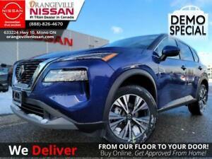 2021 Nissan Rogue Premium Package
