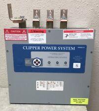 Details about  /Cutler Hammer Clipper VL CVL50 CVL050CH208YBDRSX Surge Suppressor Eaton W Manual