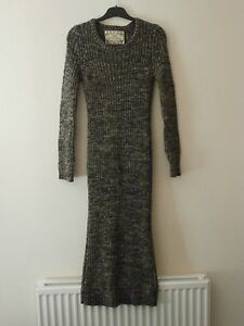 Next-women-039-s-brown-size-8-dress