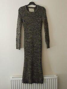 Next-women-039-s-brown-size-8-dress