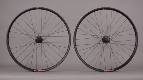 Velocity Blunt 35 32H 29er Mountain Bike Wheelset Shimano XT 6 Bolt Disc Hubs DT