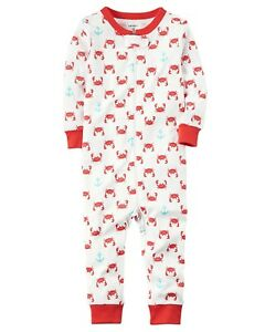 568f732ac Carter s Baby Boys  1-Piece Snug Fit Footless Cotton Pajamas