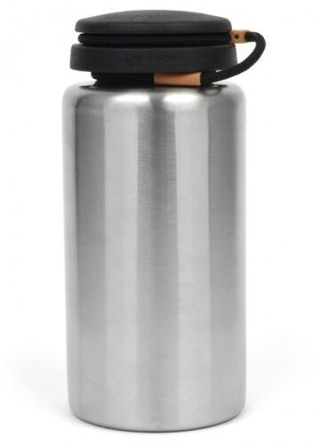 Nalgene gourde en acier inoxydable en acier inoxydable bouteille avec bouchon à vis standard