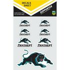 NRL Penrith Panthers iTag UV Sticker Sheet