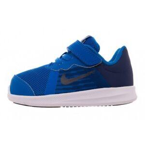 447cf2e30da3c Boys Nike Downshifter 8 (TDV) INFANT TRAINERS Size Kids 5.5 TO 9.5 ...