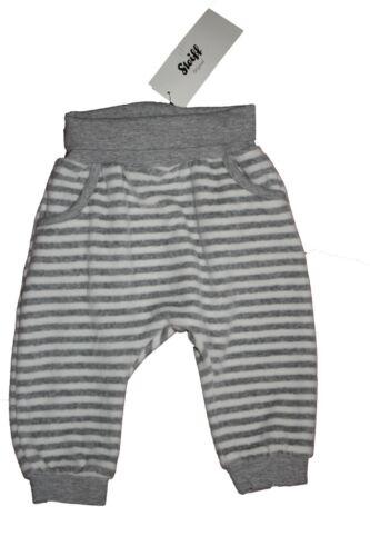 Steiff Jogging-Hose Nicki WINTER GREY stripe 6842806-0001