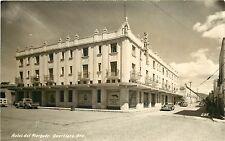 c1940 RPPC Postcard; Hotel del Marques, Queretaro Gro. 225 Mexico Unposted