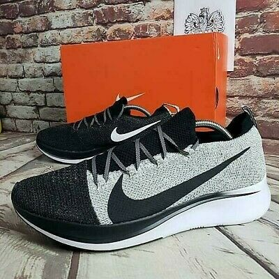 Nike Zoom Fly Flyknit Oreo Black Men's