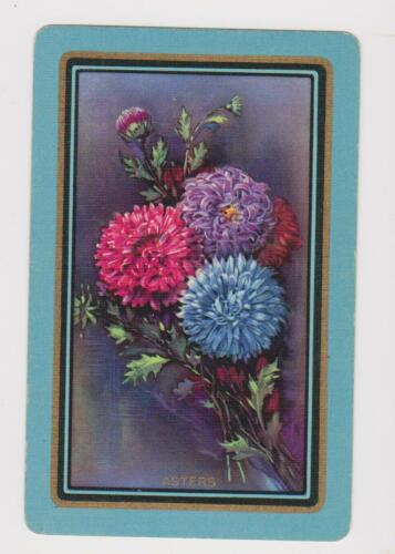 *ASTERS* X 1 ONLY SGL,VINT AMERICAN NARROW-NAMED  PLAYING//SWAPCARD