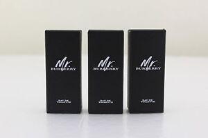 3-Mr-Burberry-by-Burberry-Eau-De-Toilette-Spray-3X2ml-0-06oz-Sample-New-in-Box