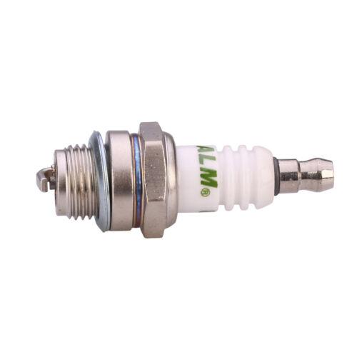 Genuine ALM CJ8 Standard Spark Plug Universal Lawnmower Strimmer Petrol Enginges