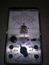 Vintage Electronic Measurements Corp Emc Model 102 Vacuum Tube Tester Radio Tv