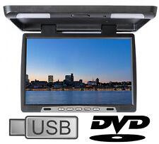 15 Zoll Deckenmonitor mit DVD USB SD-Karte IR und FM Transmitter Monitor