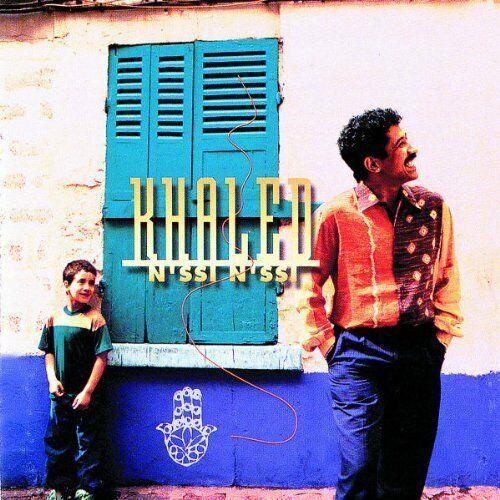 Khaled N'ssi n'ssi (1993) [CD]