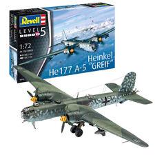REVELL Heinkel He177 A-5 Greif 1:72 Aircraft Model Kit 03913