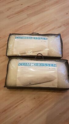 2 Pezzi Soulmat ® Climed-cuscino 80 X 40 Cm- Famoso Per Materie Prime Di Alta Qualità, Gamma Completa Di Specifiche E Dimensioni E Grande Varietà Di Design E Colori