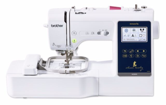 Brother Innov-is NV M 280D Disney Sewing & Embroidery Machine (3 Year Warranty)