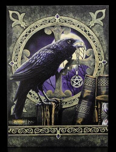 Fantasy Bild Druck Wanddeko Poster Große Leinwand Talisman by Lisa Parker