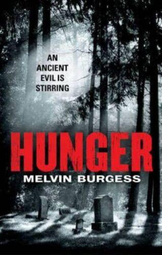 1 of 1 - Burgess, Melvin, Hunger (Hammer), Very Good Book