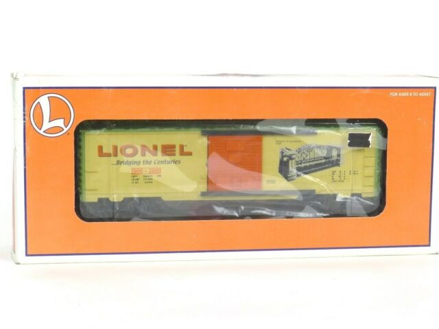 Lionel 6-29294 Hellgate Bridge Box Car O Gauge Trains