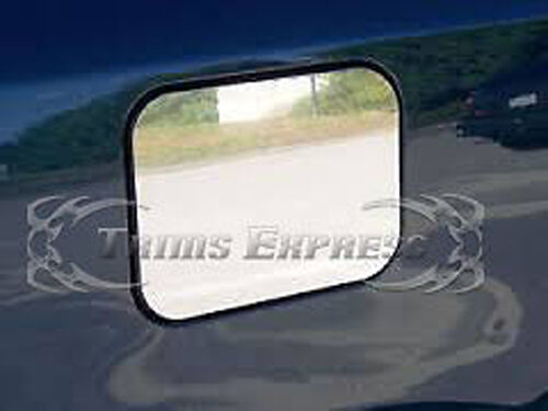 2007-2011 Toyota Camry Stainless Steel Chrome Flat Gas Cap Cover Accent