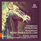 Strawinsky: Petrushka; Mussorgsky: Bilder Einer Ausstellung (CD, Oct-2015, BR Klassik)
