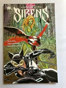 Songs-of-the-Sirens-Vol-2-by-Paul-Dini-and-Tony-Bedard-2011-Paperback